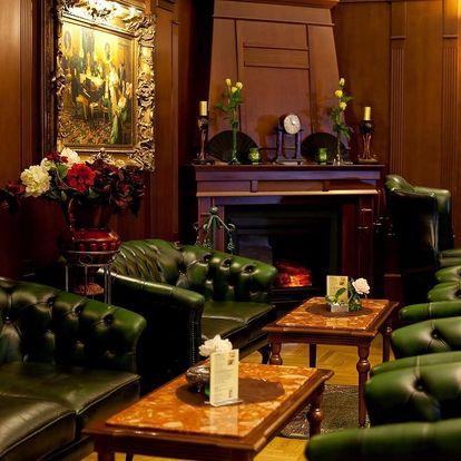 Západní Slovensko: Grand Hotel Sergijo