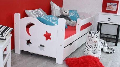 Dětská postel SEWERYN 70 x 160 cm