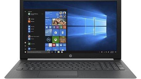 Notebook HP 15-db0006nc stříbrný (4BY20EA#BCM)