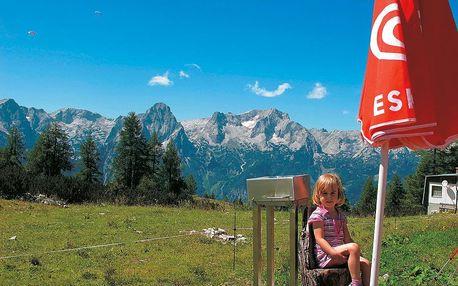 Východní Solná komora a pohoří Totes Gebirge, Hinterstoder