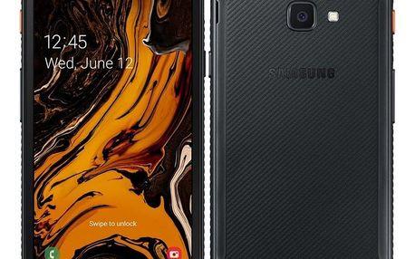 Mobilní telefon Samsung Galaxy XCover 4s Dual SIM černý (SM-G398FZKDXEZ)