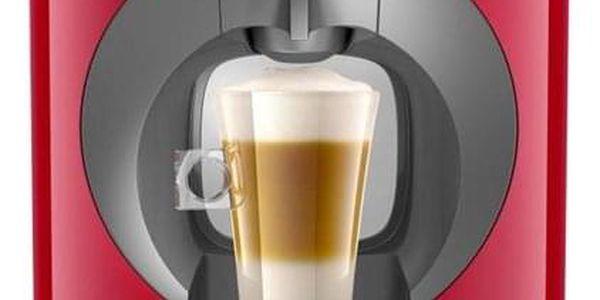 Espresso Krups NESCAFÉ Dolce Gusto Oblo KP110531 červené