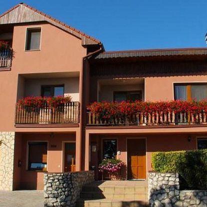 Strachotín: Vinařský dům Pálava nedaleko vodní nádrže Nové Mlýny