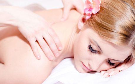 Relaxační i ABS masáž v délce 45 či 60 minut