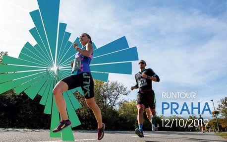 RunTour 2019: startovné na říjnový běh v Praze