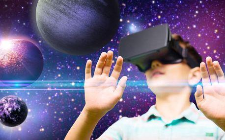 Až 3 hod. ve virtuální realitě pro 1–10 hráčů