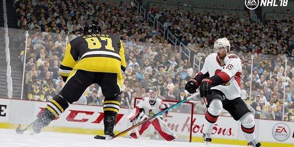Hra EA Xbox One NHL 18 (EAX354531)2