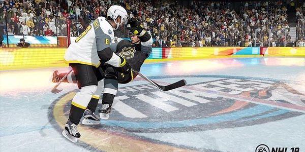 Hra EA Xbox One NHL 18 (EAX354531)4