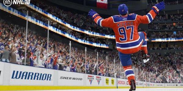Hra EA Xbox One NHL 18 (EAX354531)5