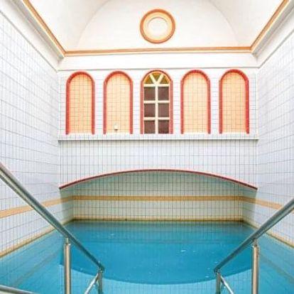 Piešťany v Hotelu Panoráma ***+ s polopenzí a vstupem do sauny či zrkadliska