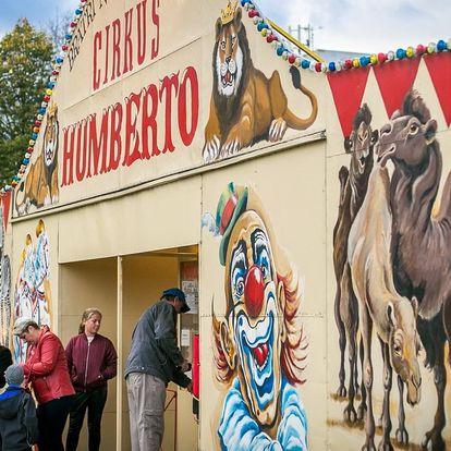 Nejslavnější Cirkus Humberto přijíždí do Třeboně