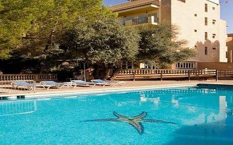 Španělsko - Mallorca na 8 až 12 dní, all inclusive, polopenze nebo snídaně s dopravou letecky z Prahy
