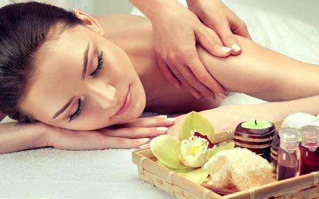 Kompletní relaxace: 60 nebo 90minutová masáž