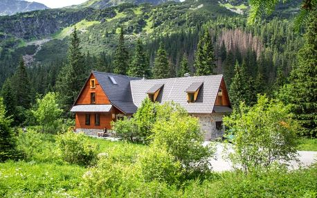 Pravý oravský relax na chatě Ťatliakova 1374 m n. m.
