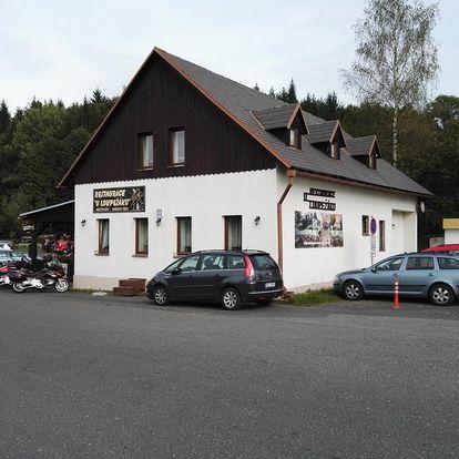 Národní park České Švýcarsko: Pension U Loupežáku