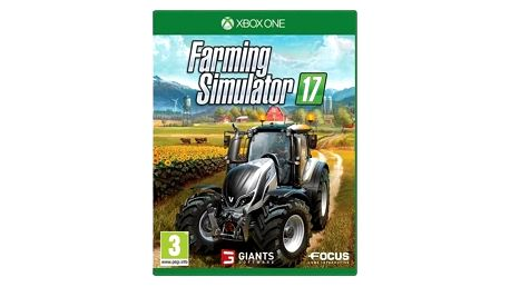 GIANTS software Xbox One Farming Simulator 17 (3512899116696)