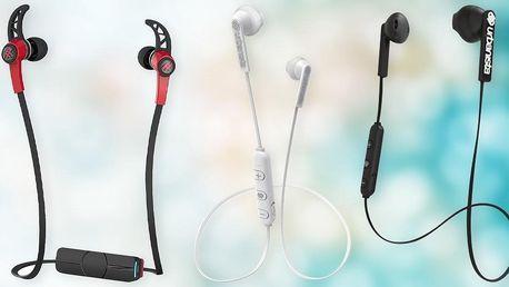 Bezdrátová sluchátka s ovládáním hlasitosti