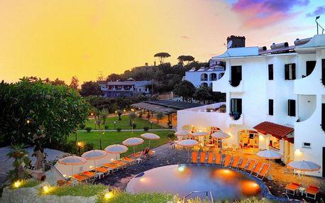 Itálie - Ischia na 8 dní, polopenze s dopravou letecky z Prahy nebo Krakowa