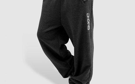 Dangerous DNGRS / Sweat Pant Soft Dream Leila Ladys Logo in grey XL