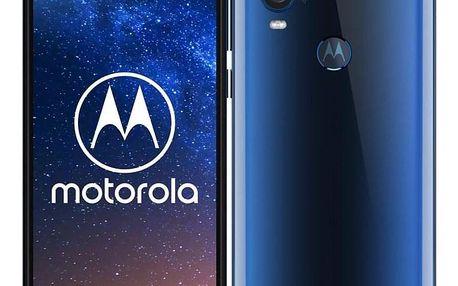 Motorola Moto One Vision modrý (PAFB0008RO)