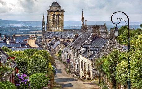 Tajemství Bretaně: zájezd do Francie na 2 noci