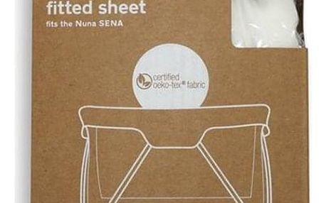 NUNA Potah Nu Sena Organic Sheet – White