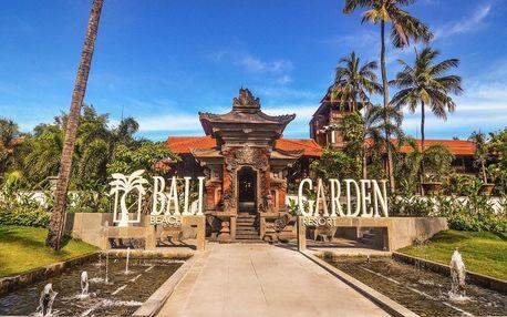 Bali - Kuta Beach na 10 až 13 dní, polopenze nebo snídaně s dopravou letecky z Prahy