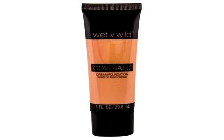 Wet n Wild CoverAll 29,6 ml sjednocující tekutý make-up pro ženy Light/Medium