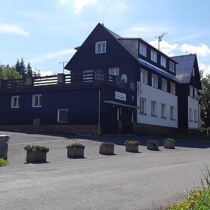 Jizerka a okolí: Chata na Souši
