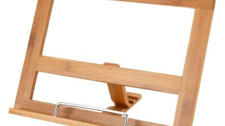 EH Excellent Houseware Bambusový stojan na kuchařku