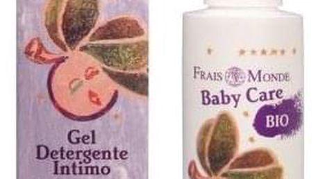 Frais Monde Baby Care Intimate Cleaning Gel 125 ml jemný gel pro očistu intimních partií pro děti