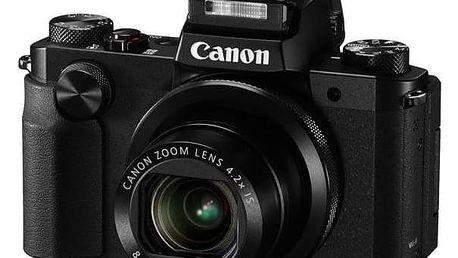 Canon PowerShot G5 X černý