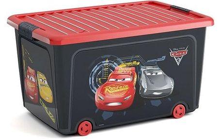 KIS CARS 57484 Plastový box - L