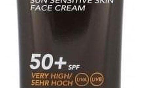 PIZ BUIN Allergy Sun Sensitive Skin Face Cream SPF50+ 50 ml opalovací krém na obličej proti alergii pro ženy