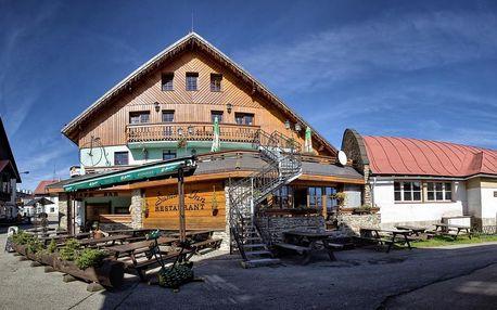 Kvilda: Šumava Inn