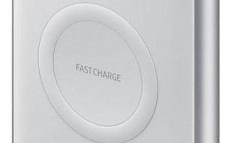 Samsung 10000 mAh, USB-C, Qi stříbrná (EB-U1200CSEGWW)