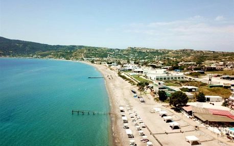 Řecko - Kos na 8 dní, bez stravy s dopravou letecky z Prahy