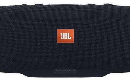 Přenosný reproduktor JBL Charge 3 Stealth edition černý