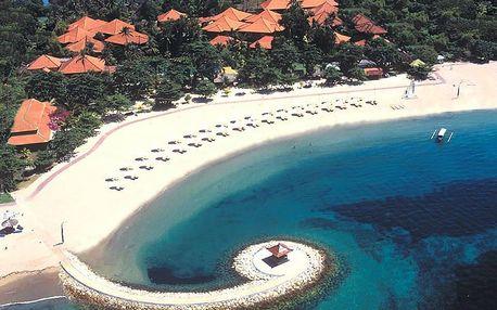 Bali - Nusa Dua Beach na 10 až 13 dní, all inclusive nebo snídaně s dopravou letecky z Prahy