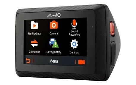 Autokamera Mio MiVue 785 GPS černá (5415N5680001)