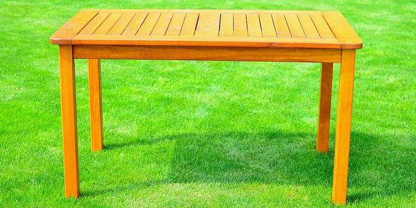 Tradgard HOLIDAY 2702 Zahradní stůl - lakovaný FSC3