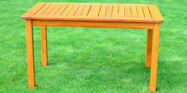 Tradgard HOLIDAY 2702 Zahradní stůl - lakovaný FSC4