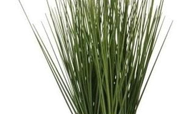 Koopman Umělá kvetoucí tráva Lotta, 46 cm