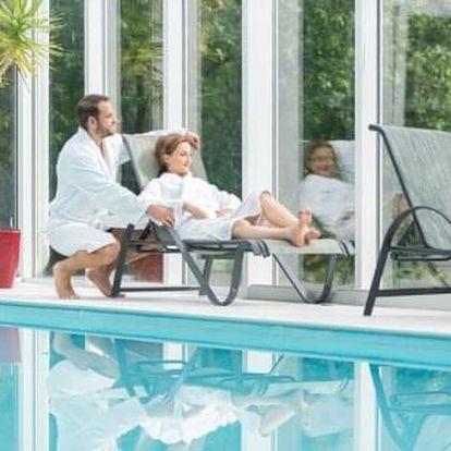 Moravské lázně Luhačovice - Relaxační pobyt přes týden s polopenzí a procedurami