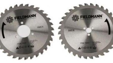 Kotouče pro dvoukotoučovou pilu Fieldmann FDK 2003-E