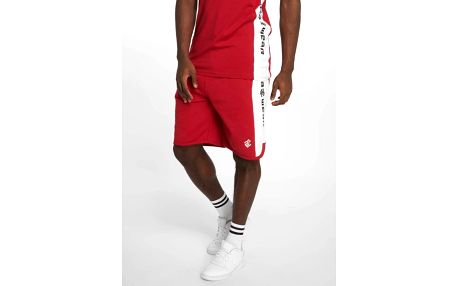 Rocawear / Short Double Logo in red L