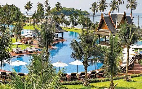 Thajsko, Krabi, letecky na 15 dní plná penze