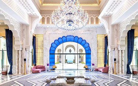 Spojené arabské emiráty, Abu Dhabi, letecky na 7 dní all inclusive
