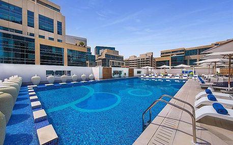 Spojené arabské emiráty, Dubaj, letecky na 8 dní snídaně