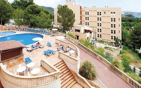Španělsko, Mallorca, letecky na 6 dní polopenze